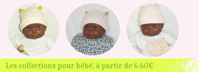 collections bébé